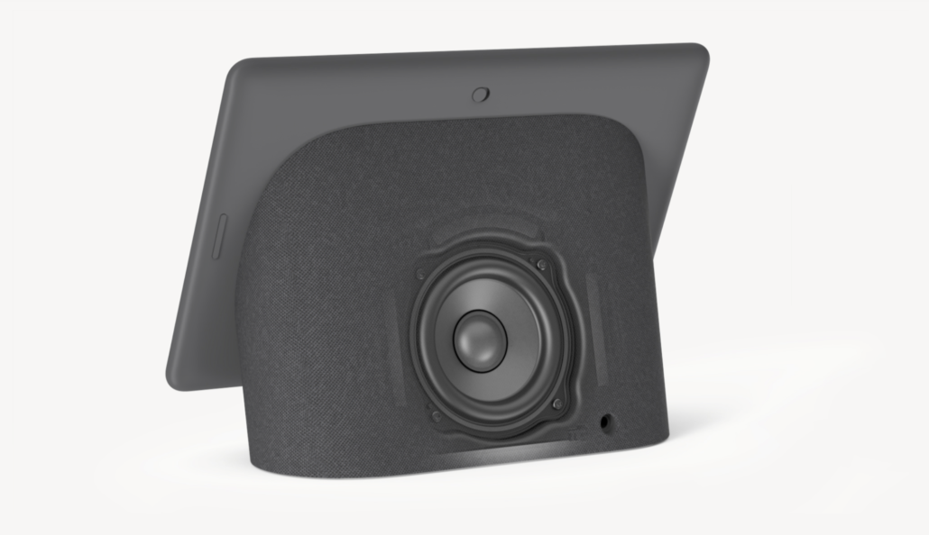 Google Nest Hub Max now official: a smart-home speaker with