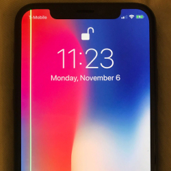 Some iPhone Xs suffering from screen freezing, others green lines