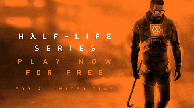 Valve makes Half-Life games free until Alyx release
