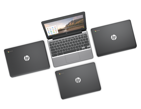 Hp Officially Announces Chromebook 11 G5 With Support For
