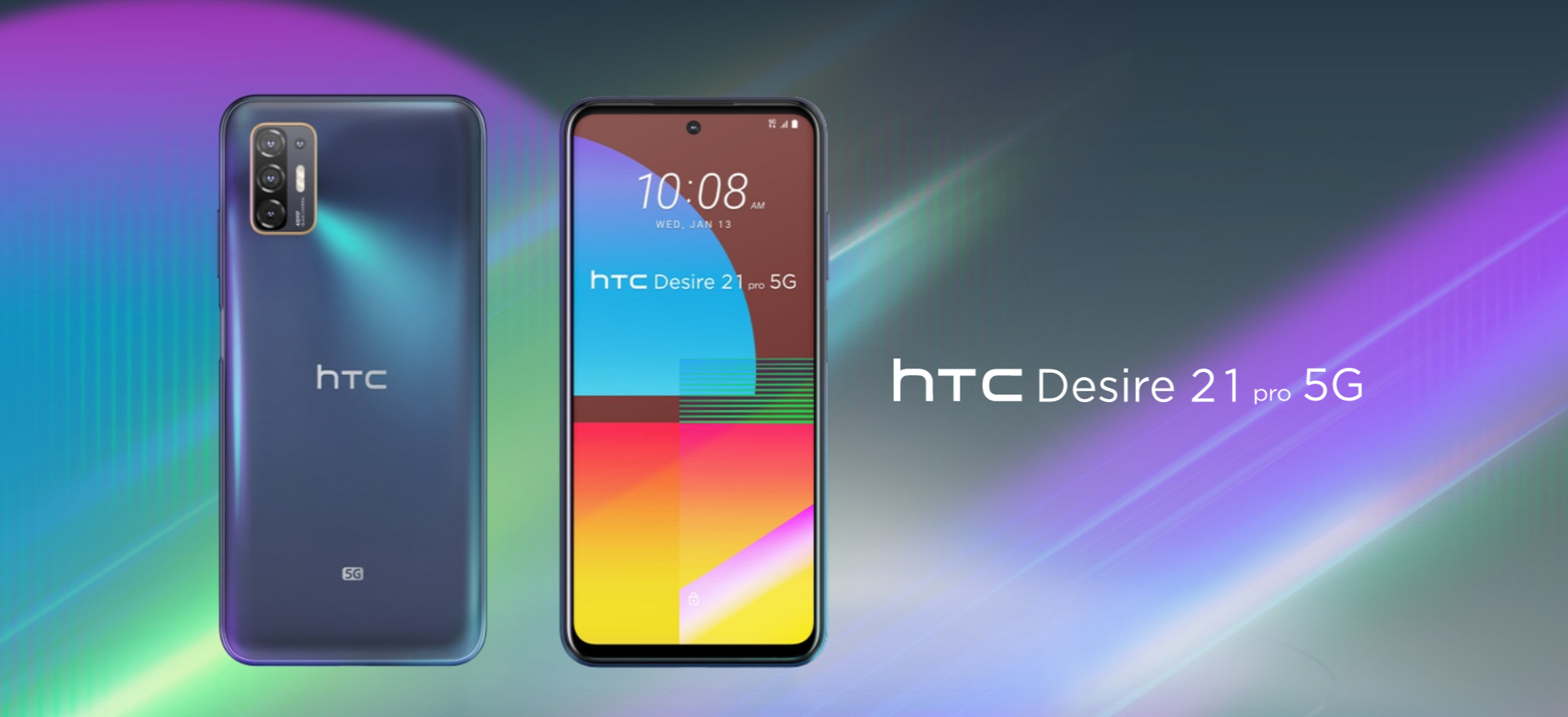 HTC launches the Desire 21 Pro 5G with a questionable price for its specs -  NotebookCheck.net News