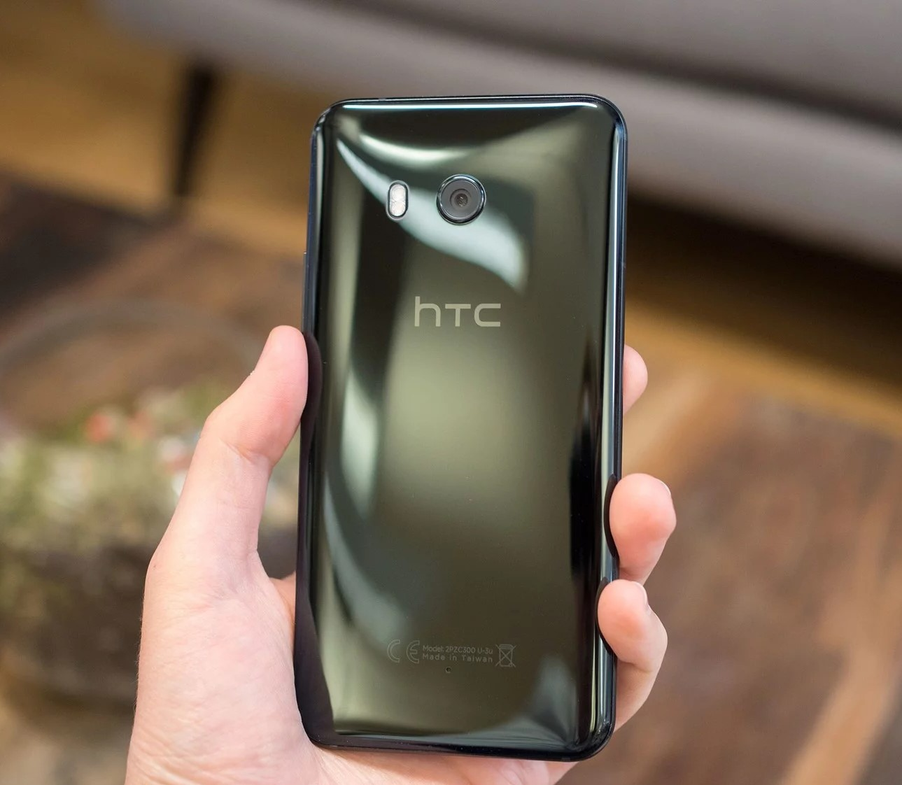 HTC is pulling the HTC U11 Android Pie update - NotebookCheck net News