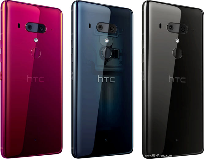 HTC U12+ reportedly updating to Android Pie in Taiwan