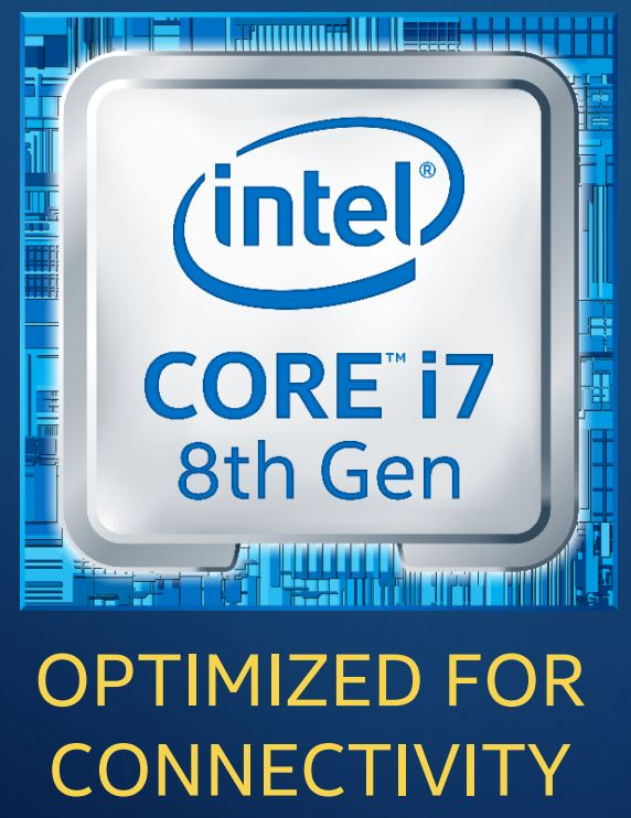 Intel launches 8th gen Core U- and Y-Series mobile processors