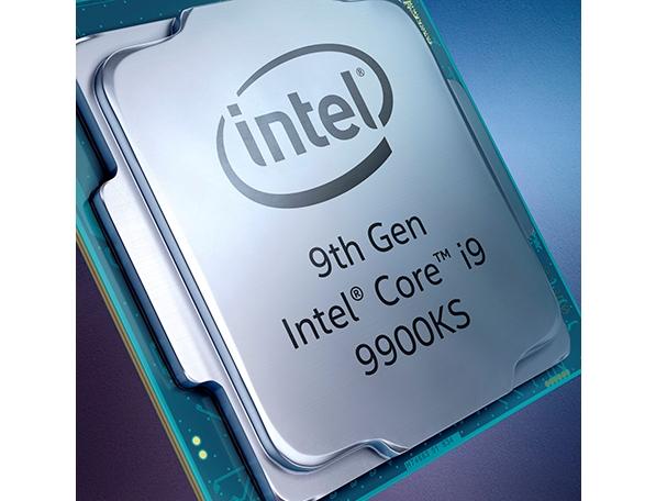 Intel Core i9-9900KS для ноутбуков работает медленнее, чем Core i9-9900K