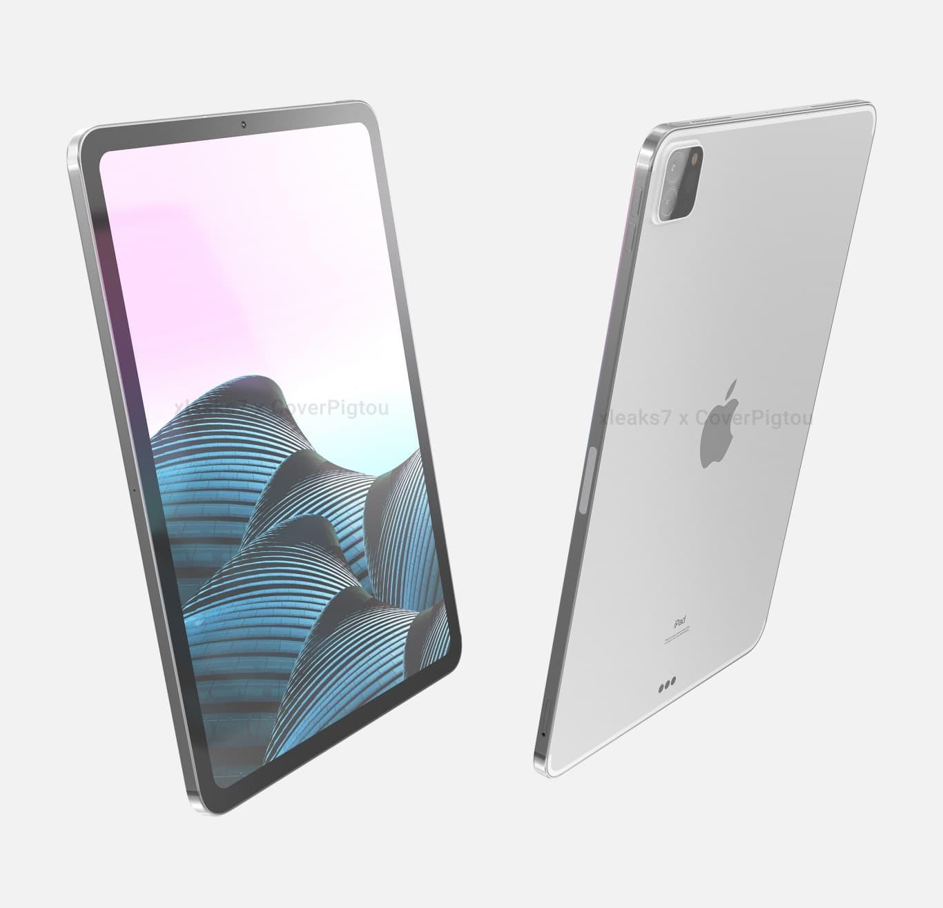 iPad Pro 2021 refresh with a mini LED display, new M1 ...