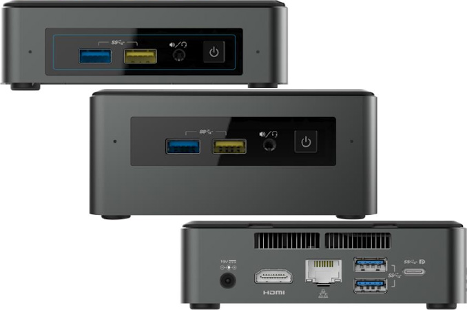 Intel releases complete specs for new Apollo Lake NUC
