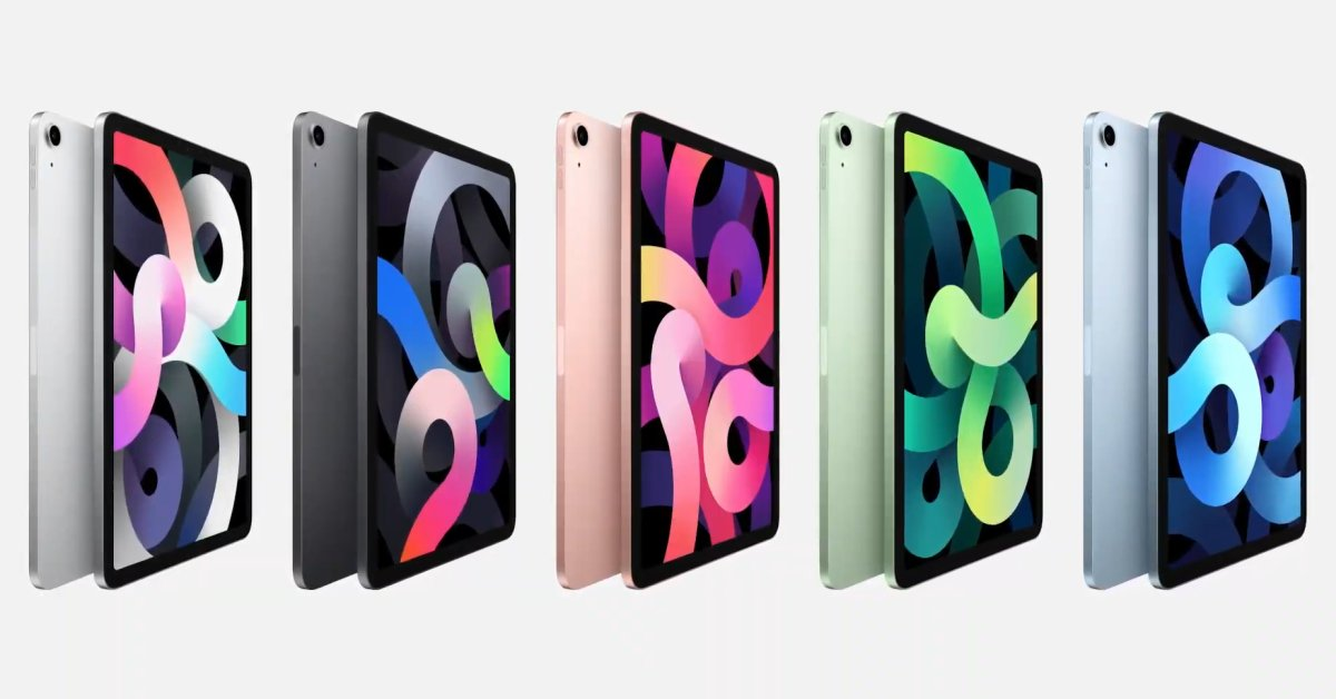 The new iPad Air is the first device with an A14 Bionic chipset