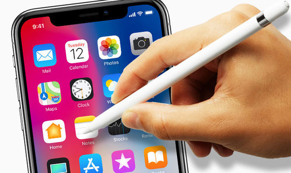 huge selection of 06e7c 49601 Apple again rumored to be adding Pencil support to 2018 iPhones ...