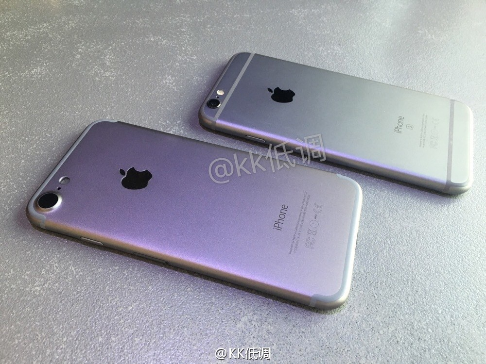 Hands On Video Compares An Alleged IPhone 7 Against The 6s