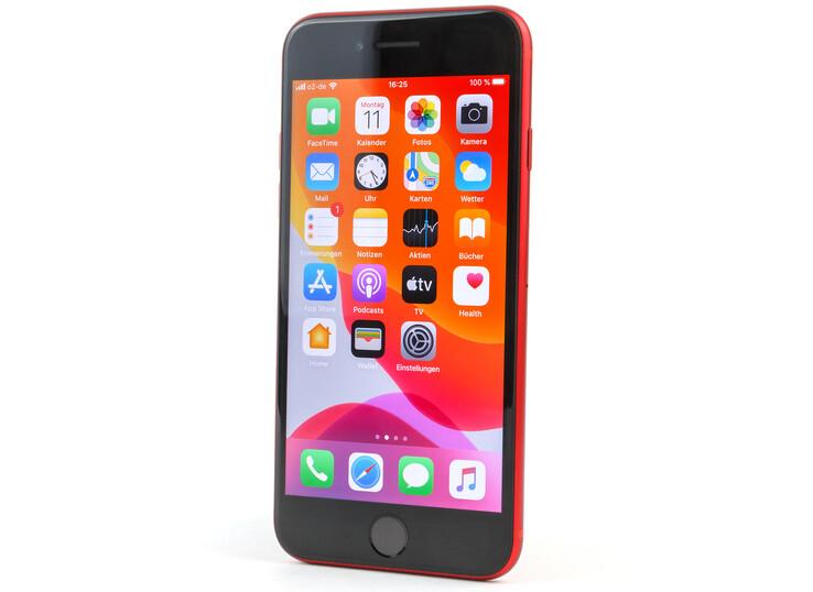 Iphone Se 2021 Rood