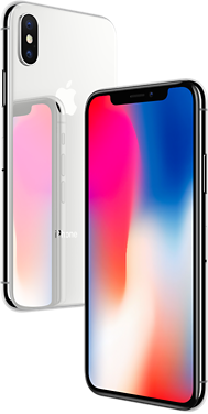 Apple's iPhone X has sold well despite rumors to the contrary. (Source: Apple)