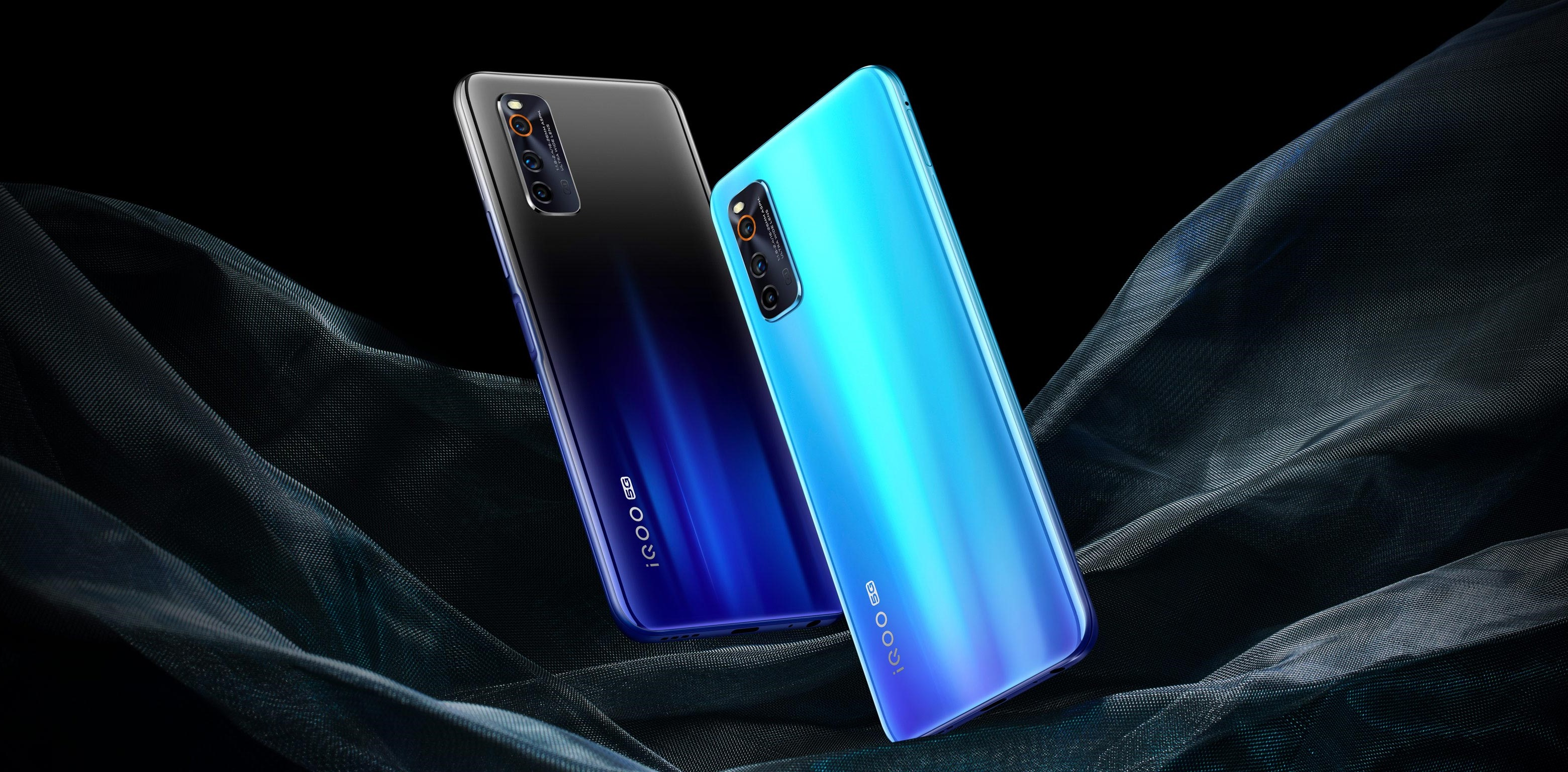 Image of article 'A probable iQOO Z1 shows up on Geekbench ahead of its launch'