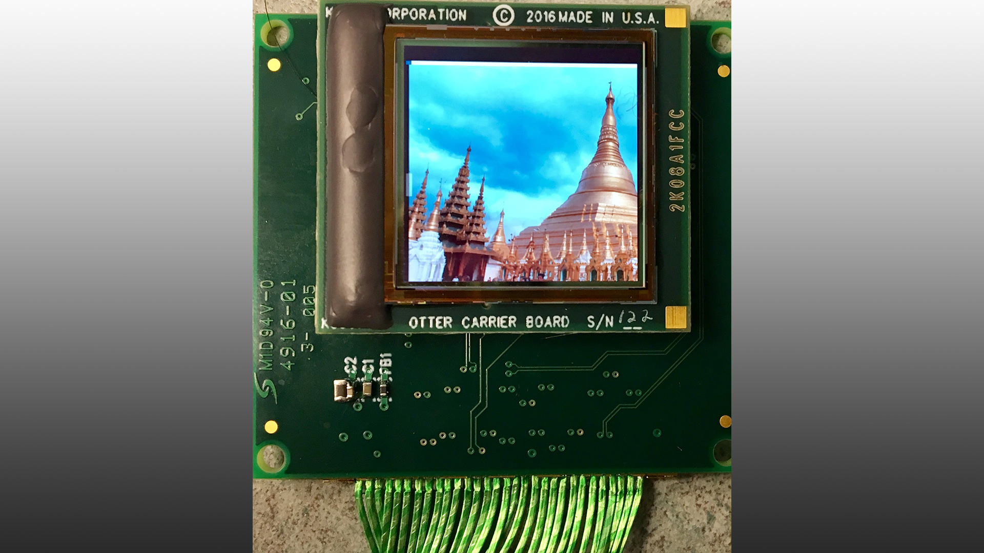 The micro-display market will be worth over US$3 billion by