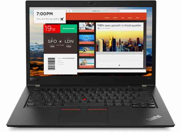 Lenovo ThinkPad T480s with Core i5, 8 GB RAM, Thunderbolt 3, and 256 GB SSD is only $670 right now - Notebookcheck.net