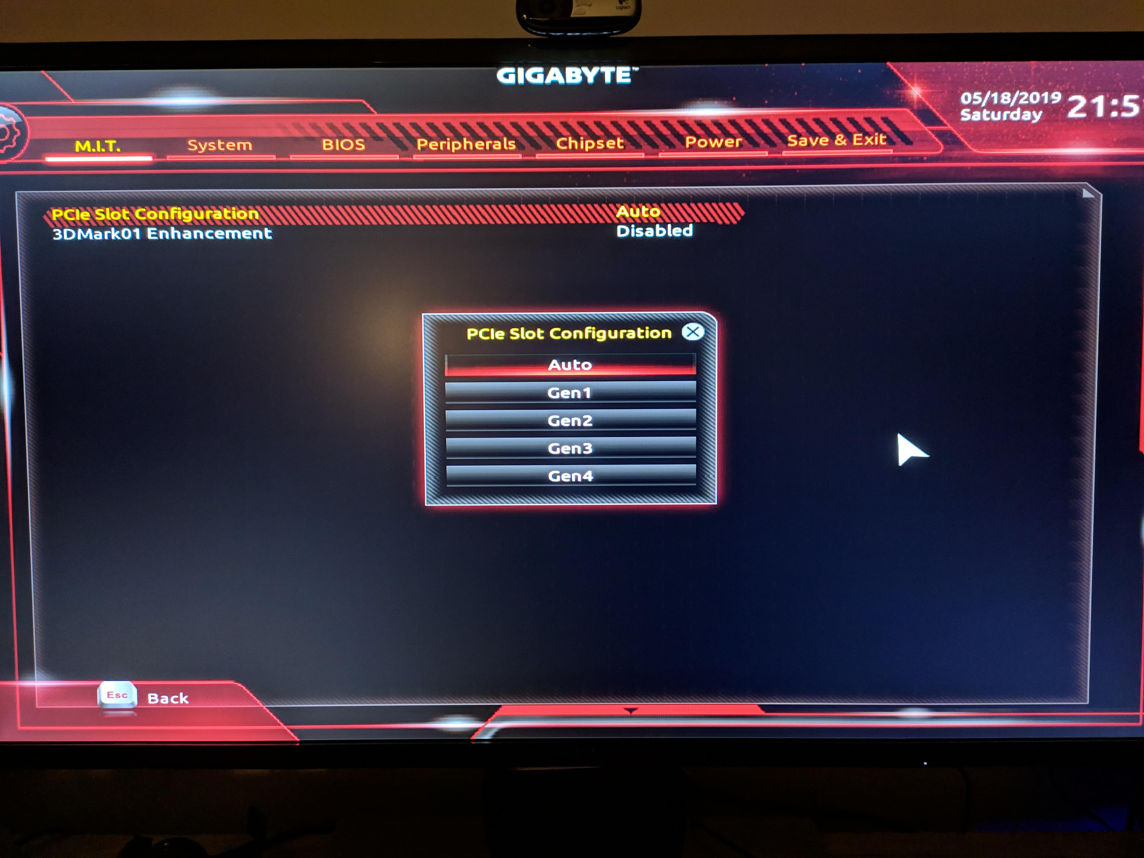 Gigabyte's latest BIOS update enables PCIe 4 0 support on