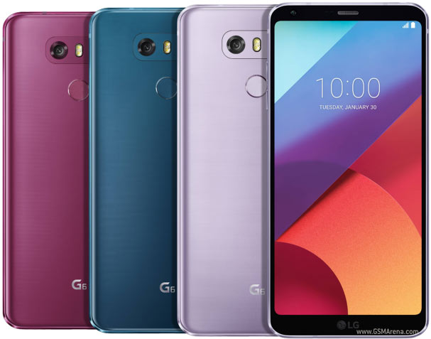 Android Pie for the LG G6 (European variant) allegedly surfaces in