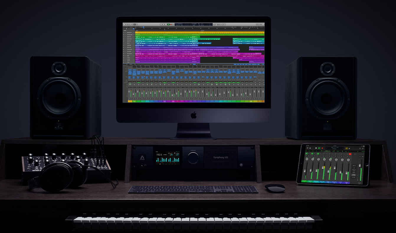 Apple have made Logic Pro X free for 90 days