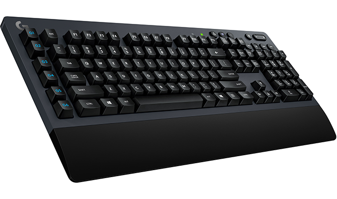Logitech outs the G613 wireless mechanical keyboard with low input