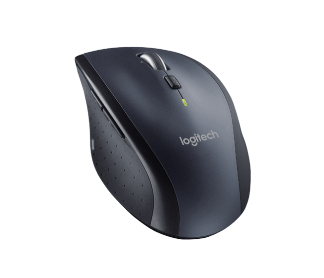 Logitech Wireless Marathon M705 mouse lasts 3 years on just