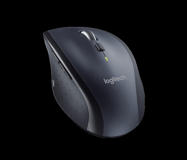 Logitech Wireless Marathon M705 mouse lasts 3 years on just 2 AA