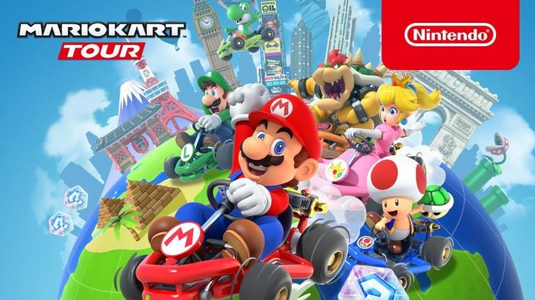 Mario Kart Tour is Nintendo's biggest mobile launch to date