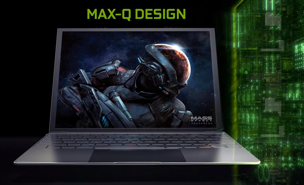 Nvidia GTX 1060 Max-Q: Gaming-Performance almost on par with GTX