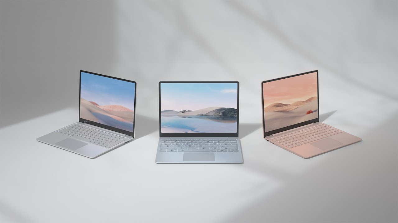 New Surface Laptop launched with a 12.4-inch PixelSense display, an Intel  Core i5-1035G1 processor and steep memory upgrade prices -  NotebookCheck.net News