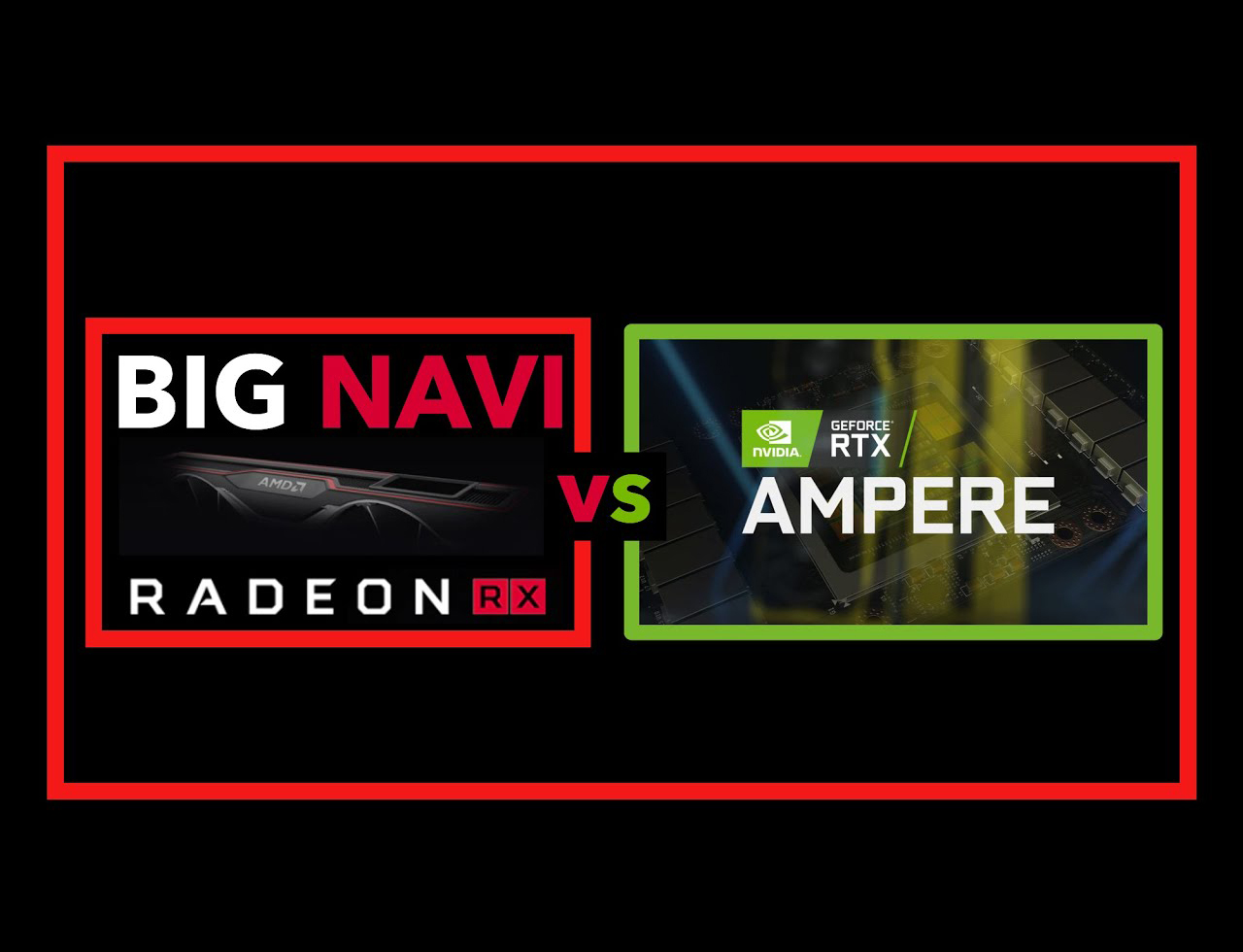 More Evidence Points Towards Amd S Rdna2 Big Navi Superiority Over Nvidia S High End Ampere Rtx 3000 Gpus Notebookcheck Net News