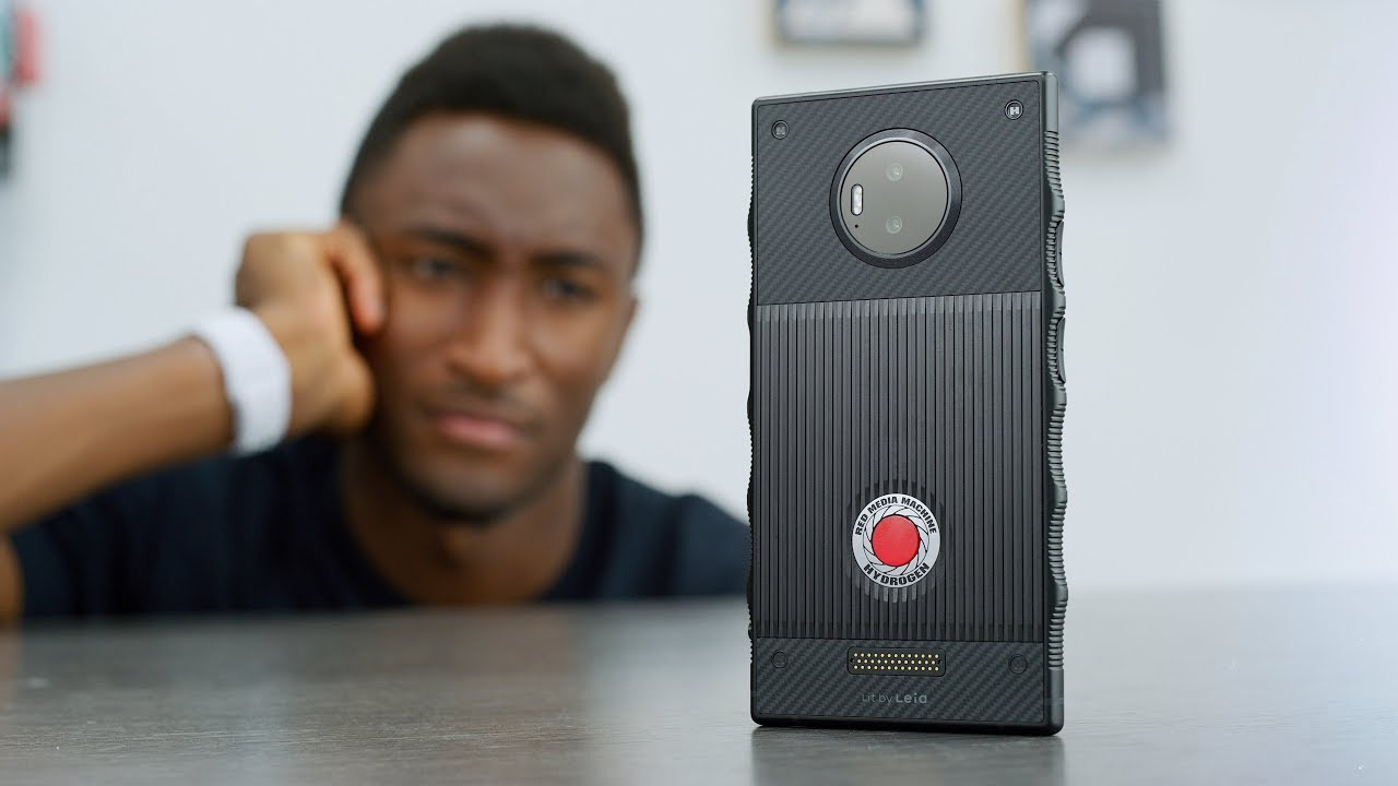 Red Hydrogen phone project cancelled as founder retires