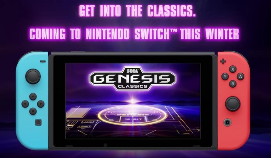 Nintendo releases trailer for SEGA Mega Drive & Genesis Classics for