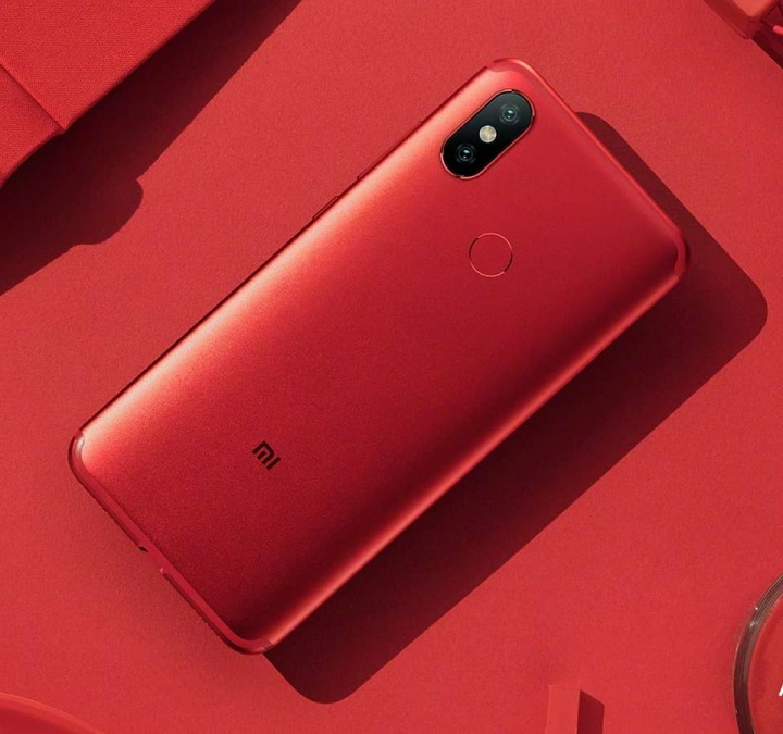Xiaomi announces the Mi 6X with 5.99-inch display