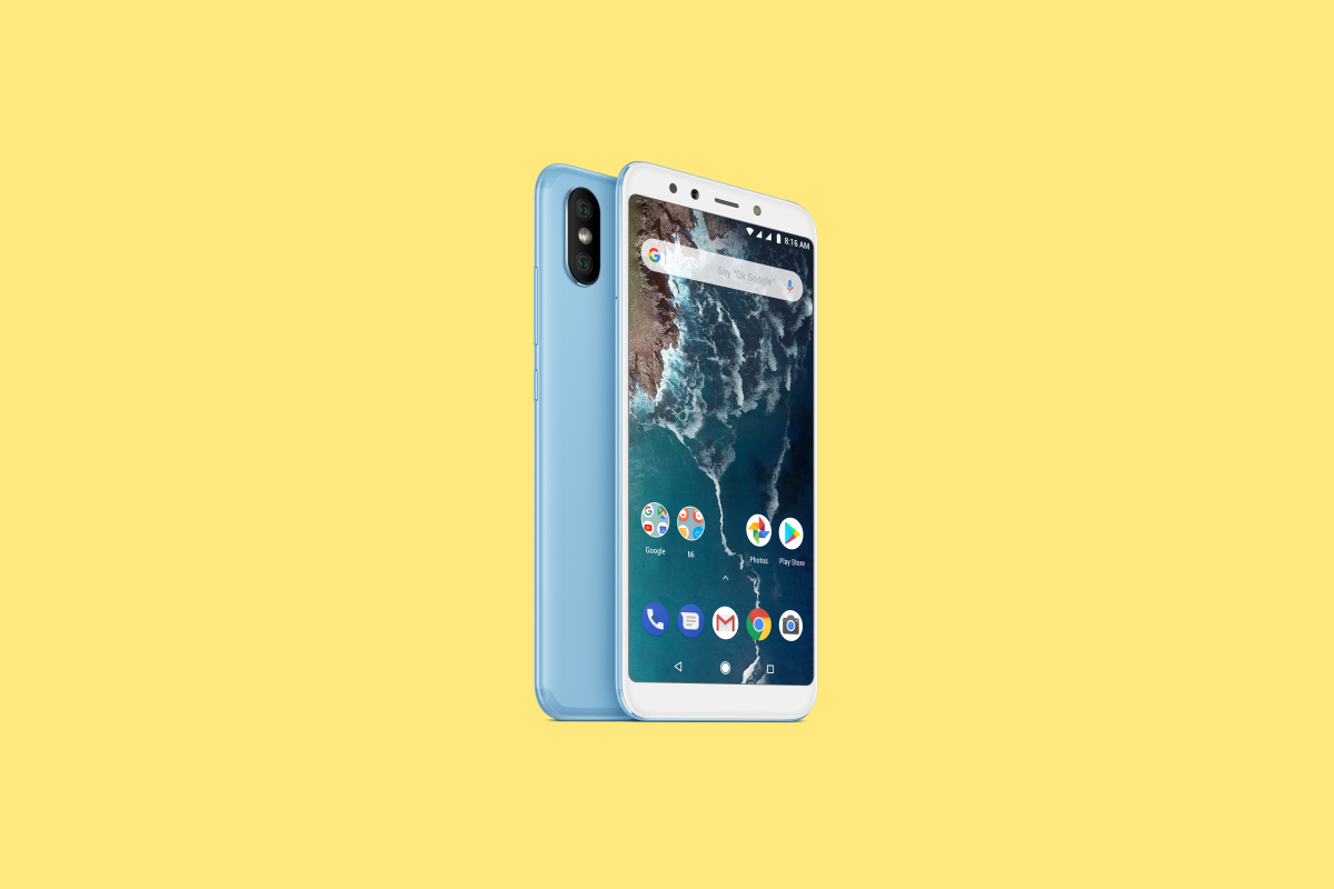 Xiaomi is working on a new Android One phone, could be the Mi A3