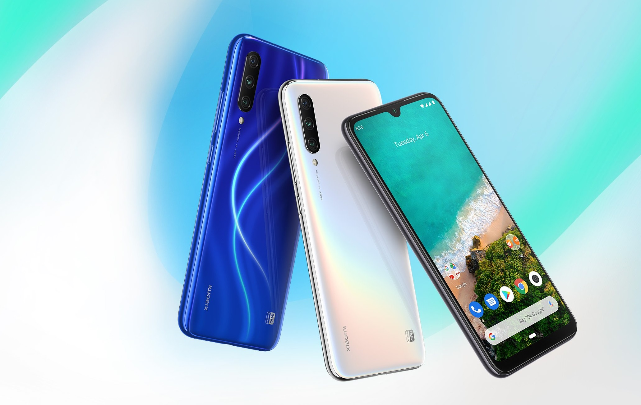Xiaomi Mi A3 to get a native screen recorder with Android 11; call recording possibly in doubt - Notebookcheck.net