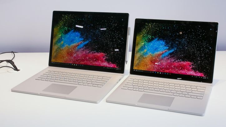 The Surface Book 2 13 5 Inch Stacks Up To The Macbook Pro 13 Inch With Power And Oomph Notebookcheck Net News