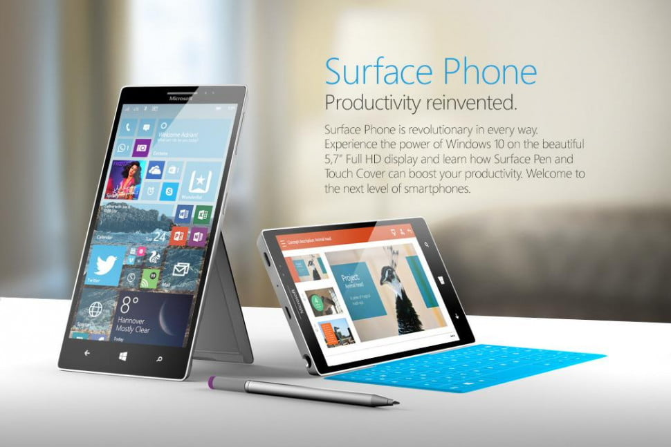 New Windows Mobile device being prototyped by Microsoft