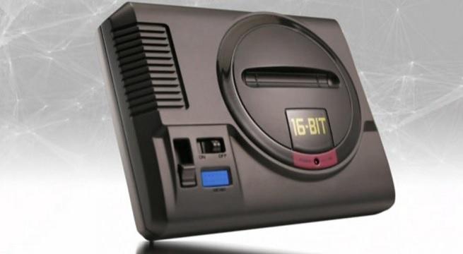 Sega Reveals Mega Drive Mini Console Notebookcheck Net News