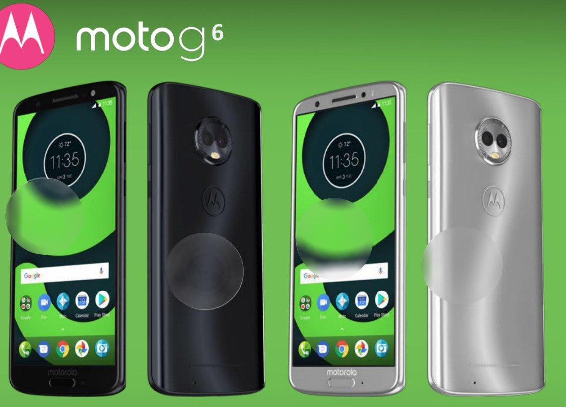 Lenovo Moto G6 lineup leaks out - NotebookCheck net News