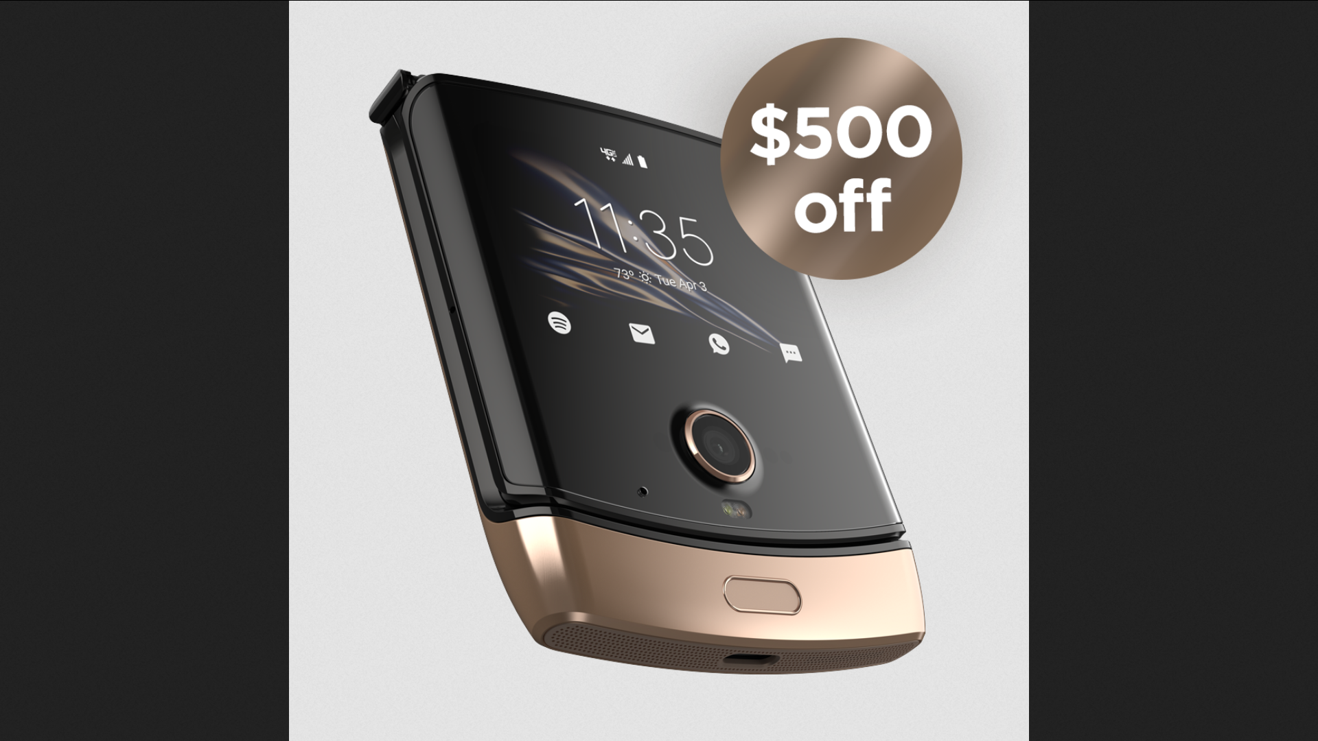 The New Motorola Razr Goes On Sale For The First Time At Us 500 Less Than Normal Notebookcheck Net News