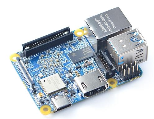 FriendlyElec NanoPi NEO 4: A compact and hexa-core powered ...