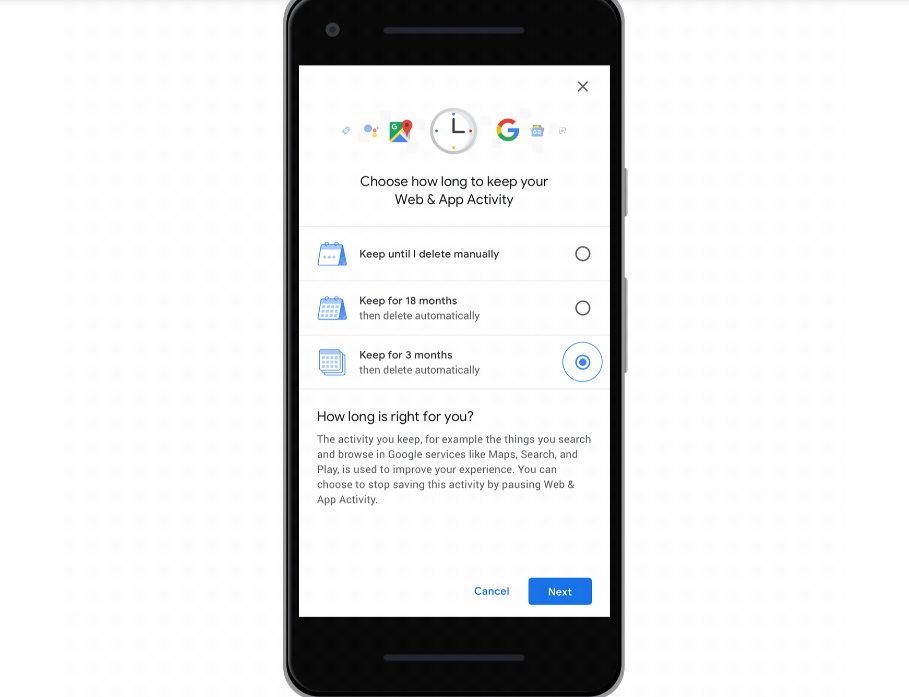 Auto Delete Your Google Location History With This New Setting