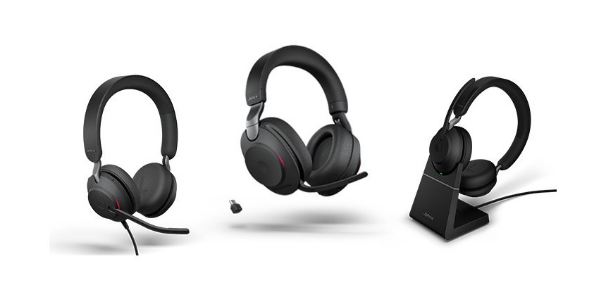 Jabra Launches The Evolve2 Enterprise Grade Headsets Notebookcheck Net News