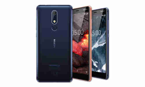 Alleged Nokia 5.2 Photos Leaked Ahead Of MWC 2020 Reveal