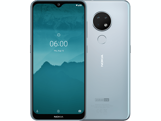 Specifications for Nokia 6.2/7.2 Clear Case
