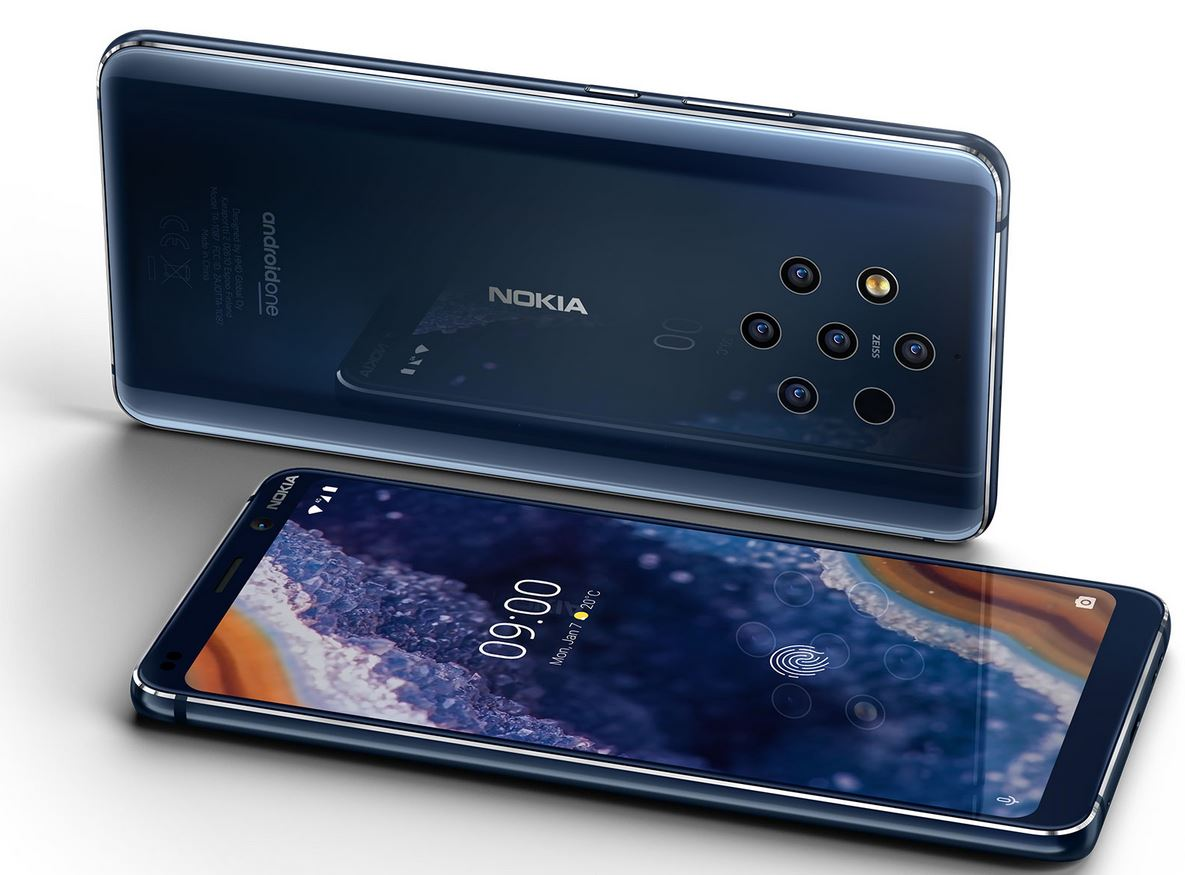 The Nokia 9 PureView redefines smartphone photography with five