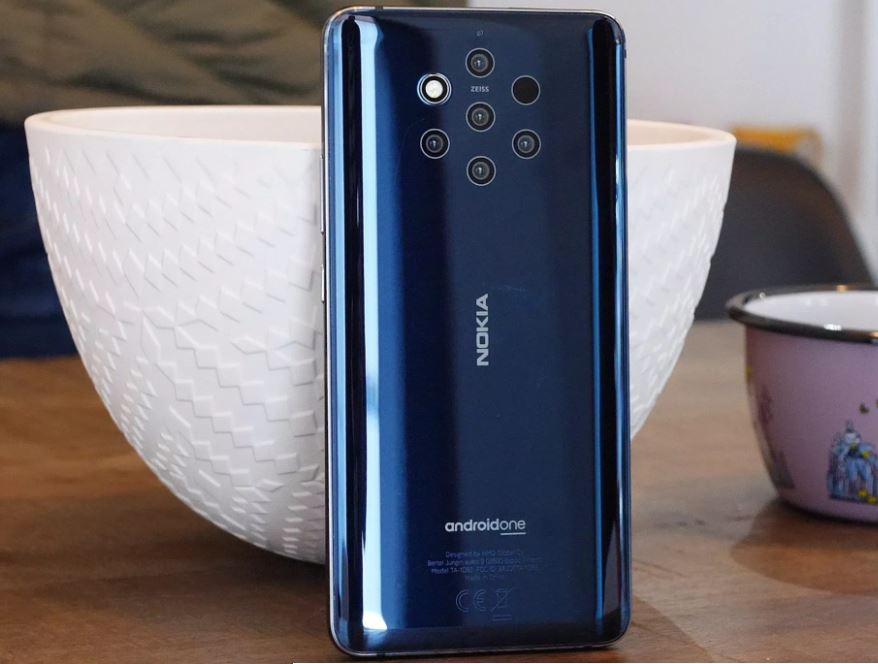 By all indications, the Nokia 9 PureView's cameras were not