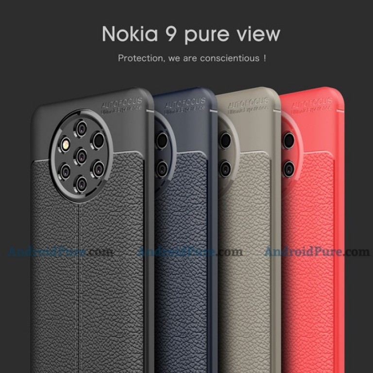 Nokia 9 PureView press render leaked, reveals penta-lens camera setup