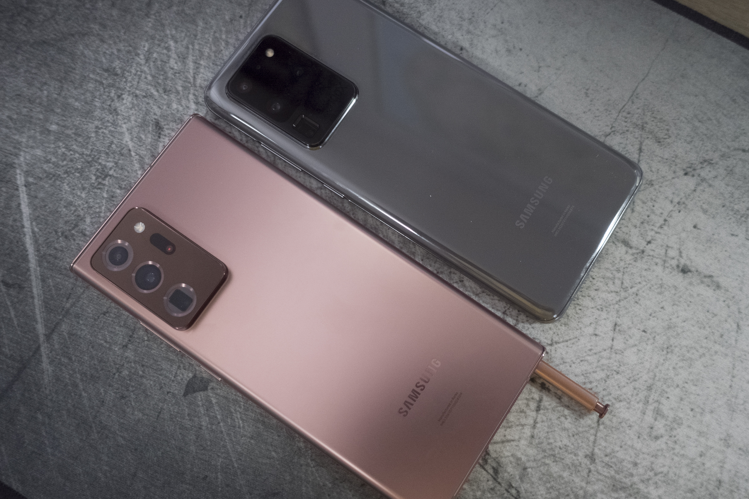 The Samsung Galaxy S20 and Note 20 series receive a new camera mode with their latest software updates