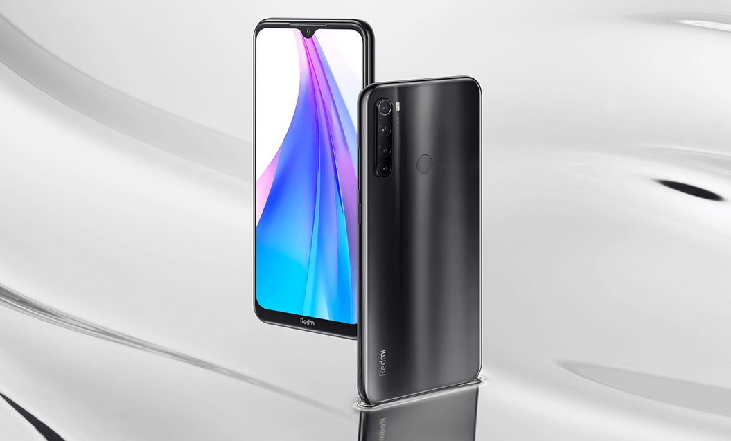 The Redmi Note 8T differs from the Redmi Note 8 by having NFC functionality. (Image source: Xiaomi)