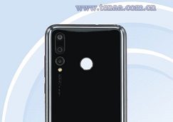 d4a87f489 A rear-panel image linked to the Nova 4 on TENAA s website. (Source